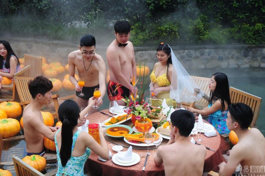 変わった結婚式⑤
