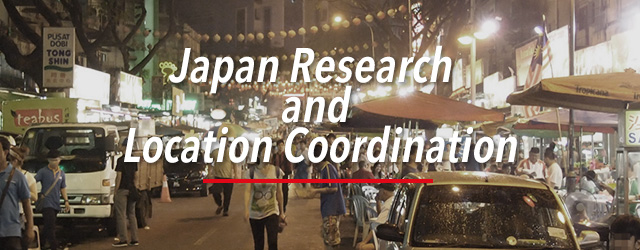 FLY MEDIA Asia Research and Coordination