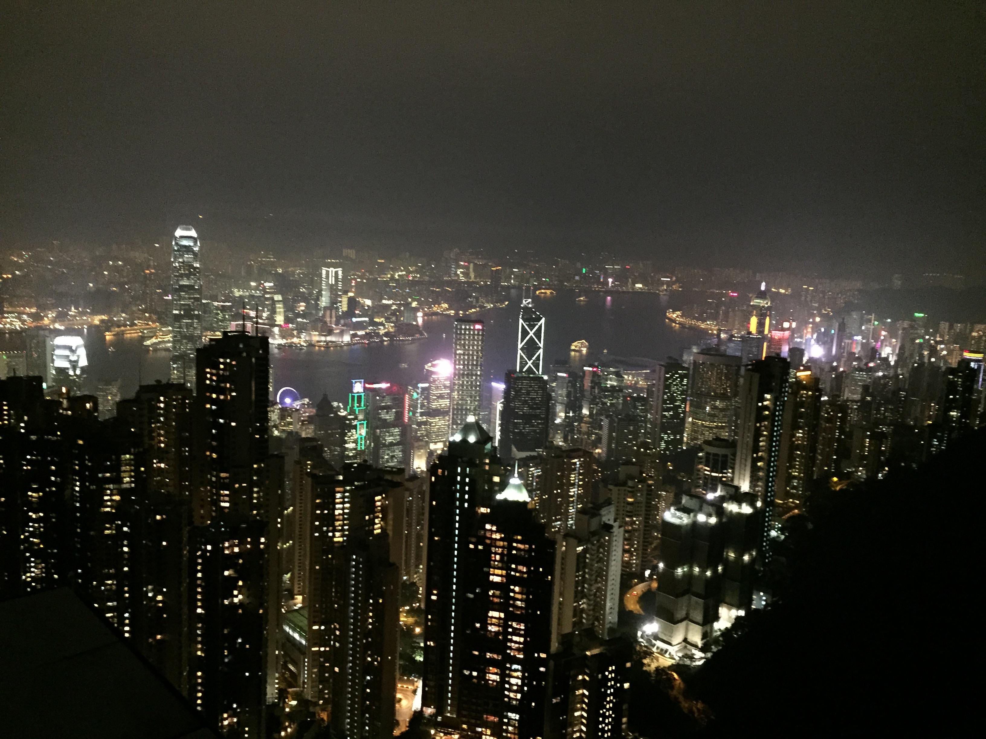 Peak Night View