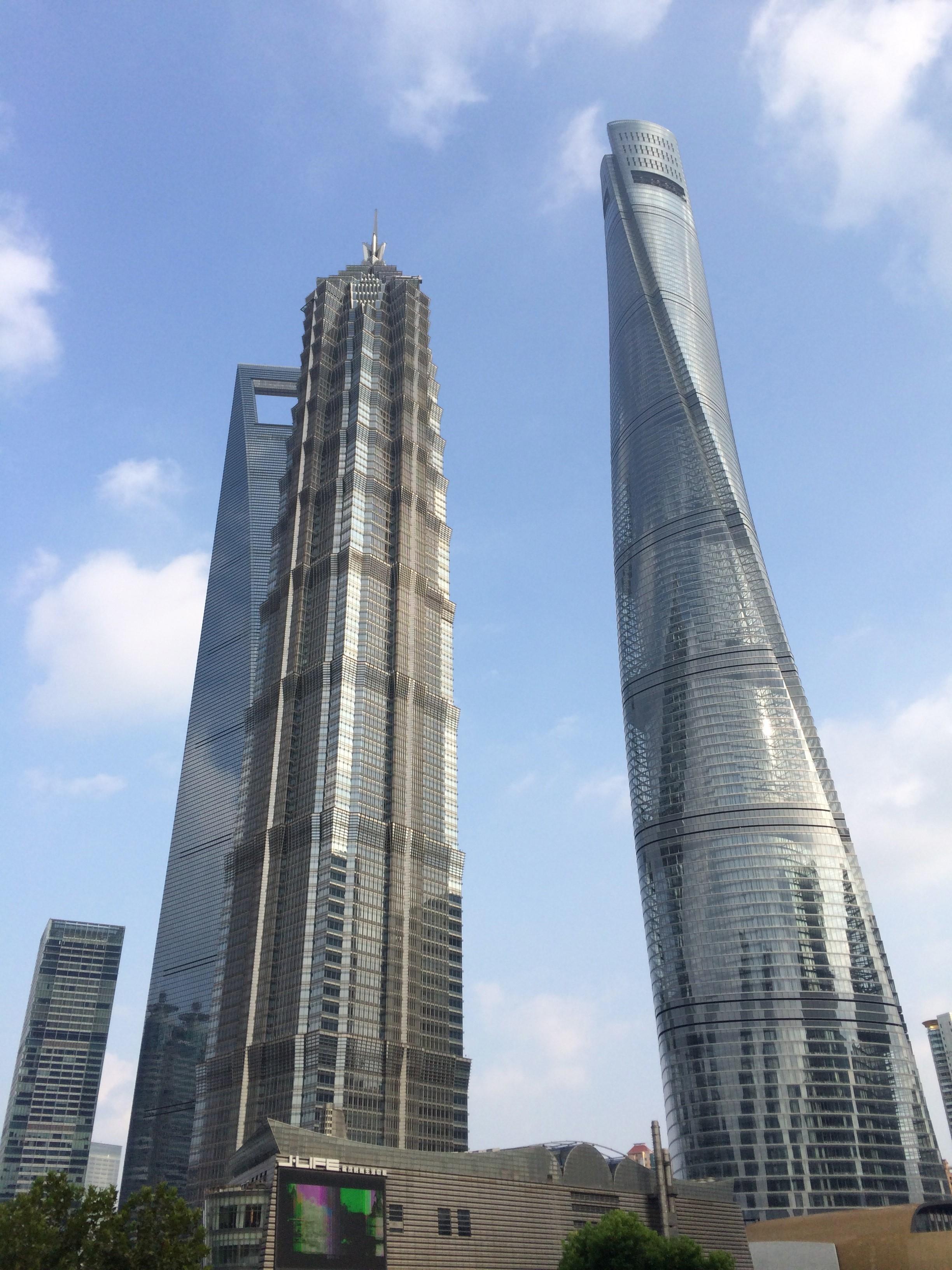 上海展望台①