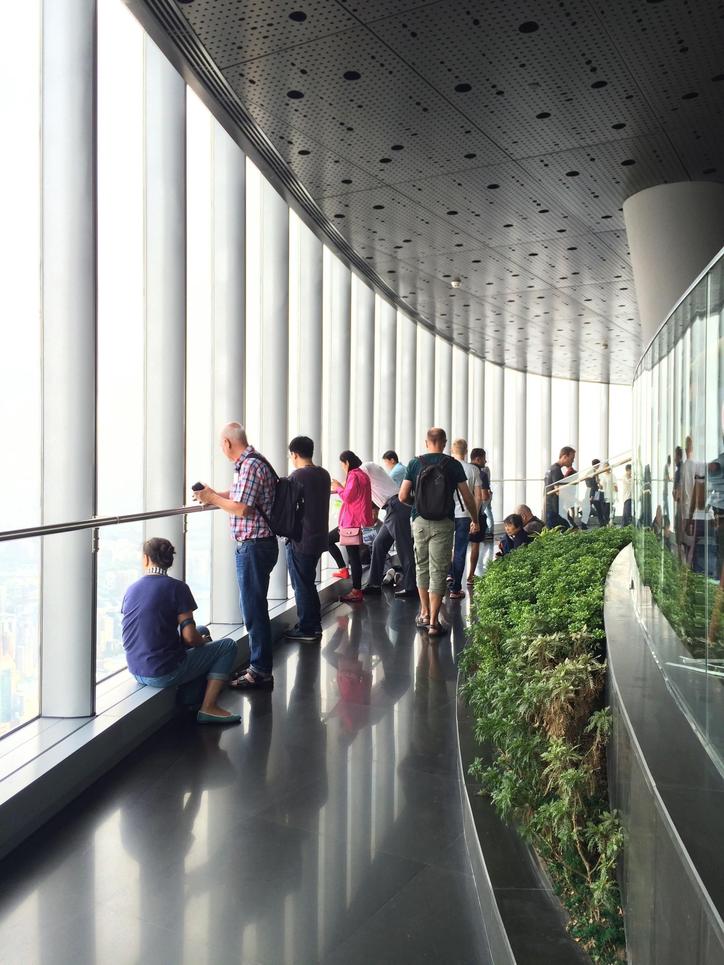 上海展望台⑤