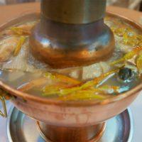 中国から伝わった酸菜白肉鍋が台湾で大人気