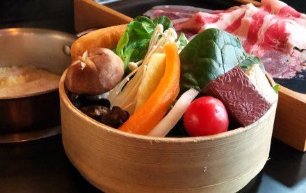 上海・新鮮な野菜も魅力の一つ