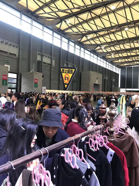 上海のCOMICUP25