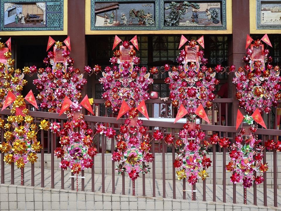 香港幸せを呼ぶ車公廟