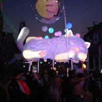 """台北西門町で開催された光の祭典""""ランタンフェスティバル""""レポート"""