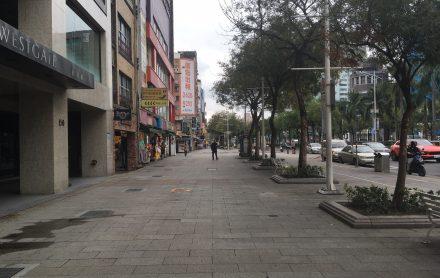 台北コロナウィルスレポート
