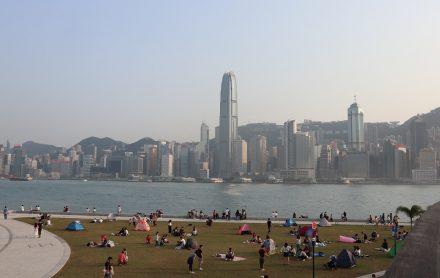 香港アウトドアの休日