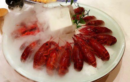 上海•ザリガニが高級食材に!?