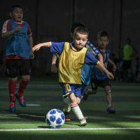 中国のメッシ⁉︎「キャプテン翼」が大好きな6歳の天才サッカー少年