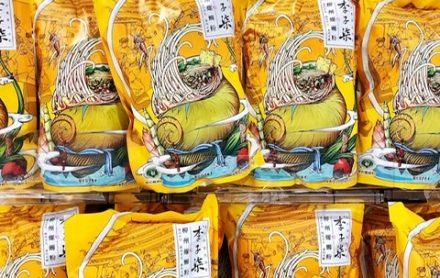 上海・インスタントで手軽に作れるという点も好評