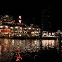黄金の香港時代の代名詞 『ジャンボ水上レストラン』・一時閉鎖(再開時期未定)