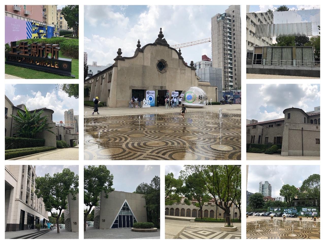 上海•約100年前の建物が残る「上生•新所」