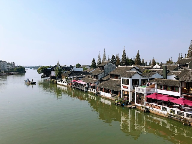 上海•アクセスも便利になった「朱家角」は人気の観光地