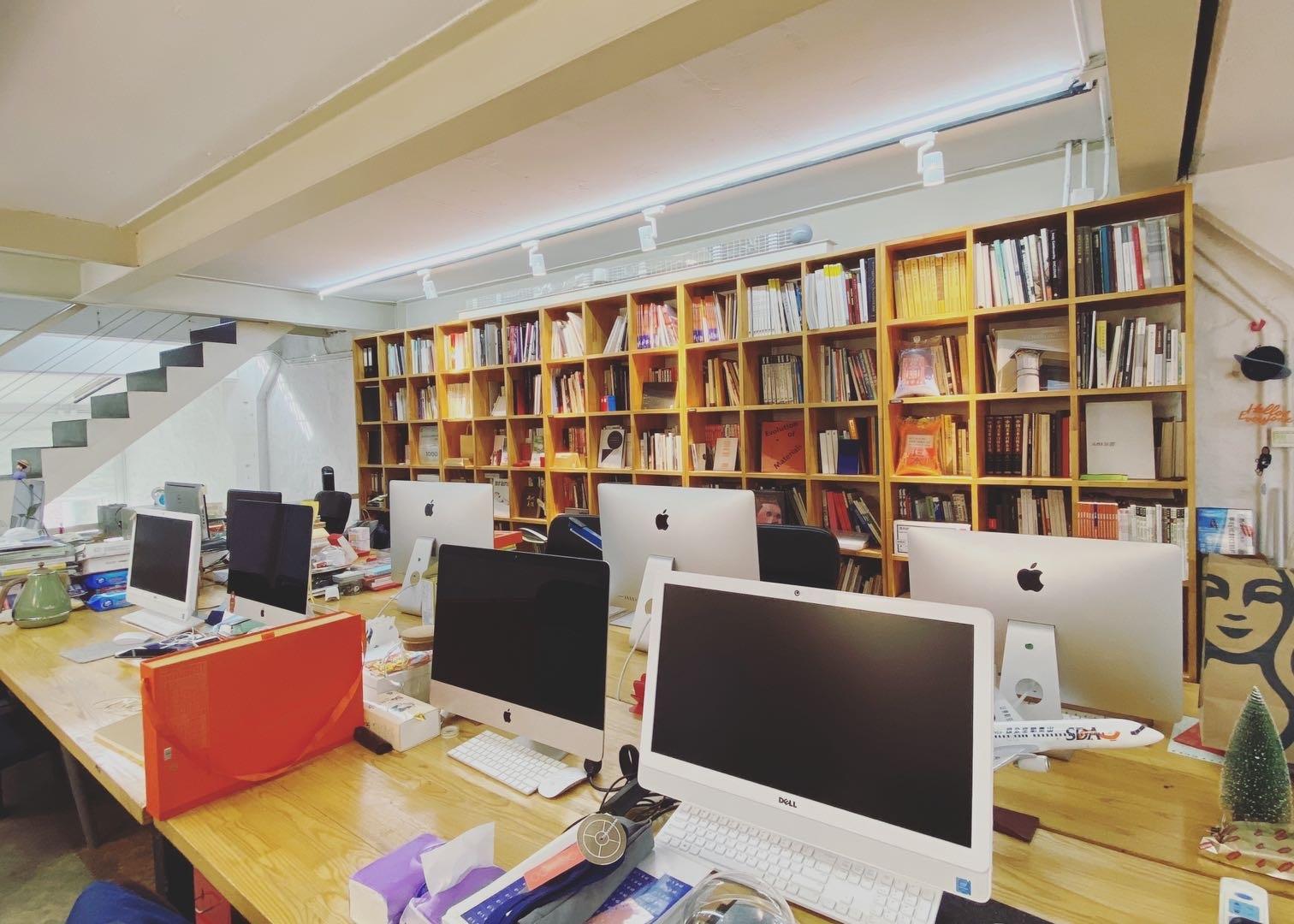 北京•薛さんの職場は「798芸術区」にある