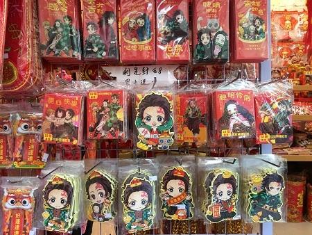 日本発のキャラクターが大人気(香港)