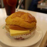 厚切りバターが味の決め手!香港式の軽食パン