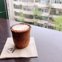 クッキーカップで話題!上海生まれのカフェチェーン「M Stand」でまったりタイム!