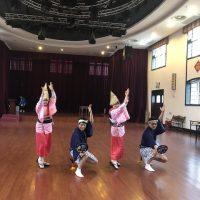 阿波踊りで日中文化交流!上海の大学生が初めての体験で熱気も最高潮に!