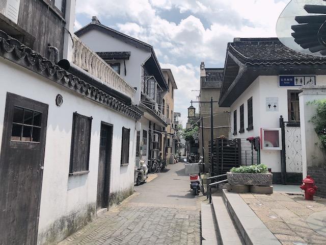 上海・川沙古鎮は魅力たっぷりなエリア