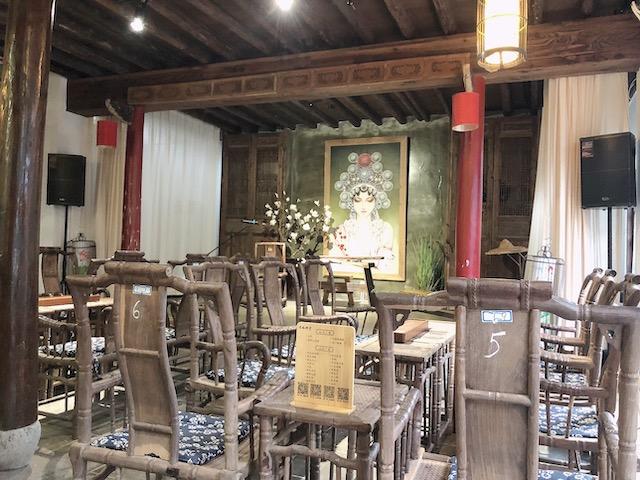 上海・レトロな茶館もおすすめ!