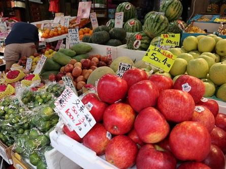 香港フルーツマーケット