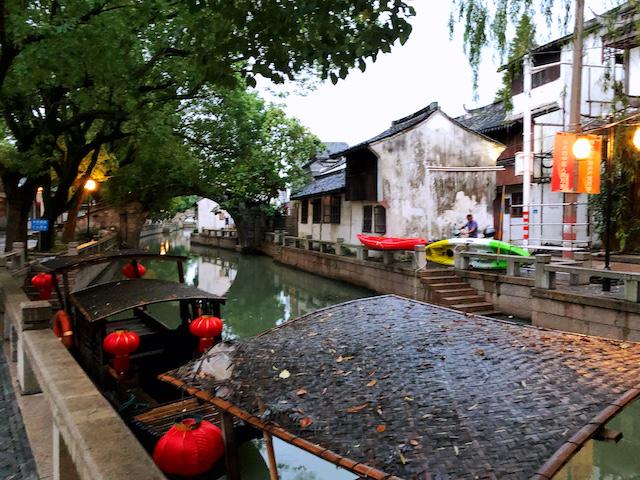 上海・練塘古鎮は隠れた水郷古鎮