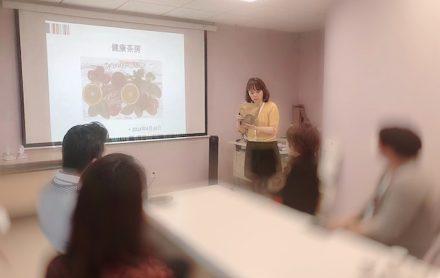 上海・在住する日本人向けに健康セミナーを開催