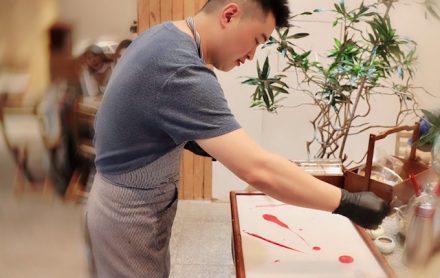 上海・一番人気の「画展」